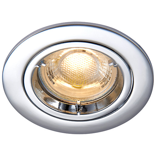 Saxby cast Fixed Downlight