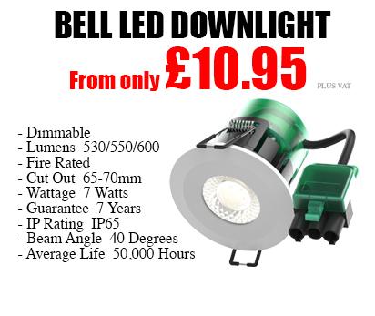 bell downlight